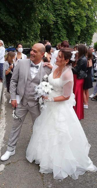 Mariage du 5 septembre 14