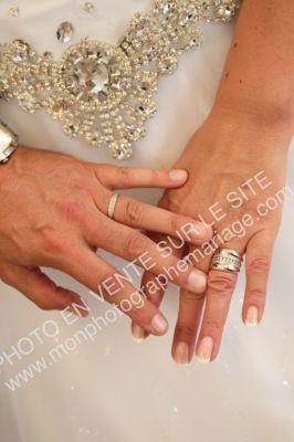 Vos bagues de fiançailles et alliance : montrez moi 13
