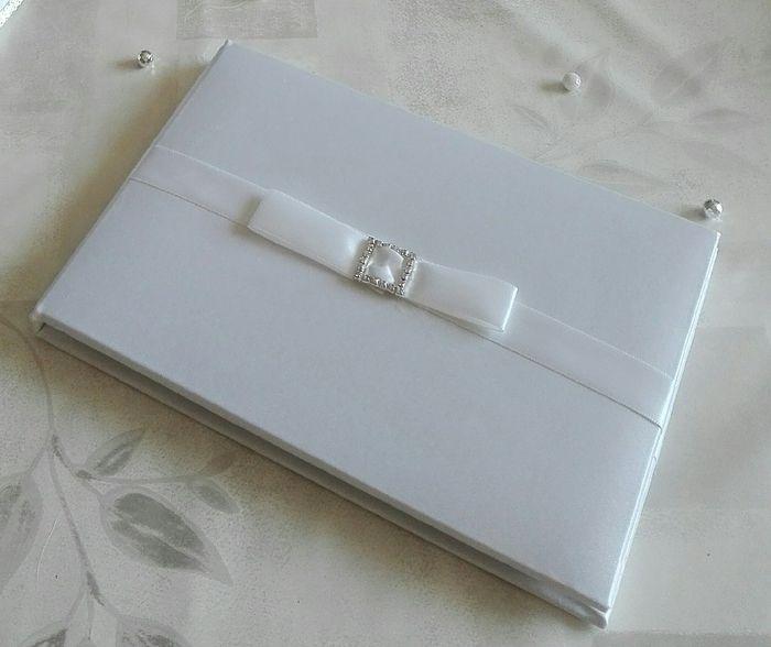 Idée Customisation idée customisation livre d'or - décoration - forum mariages