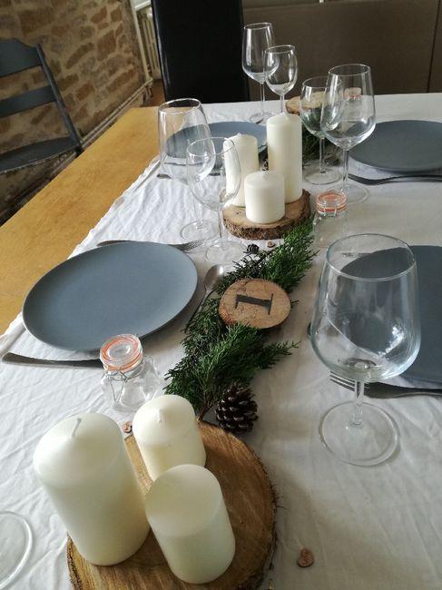 Déco table bis 😄 3