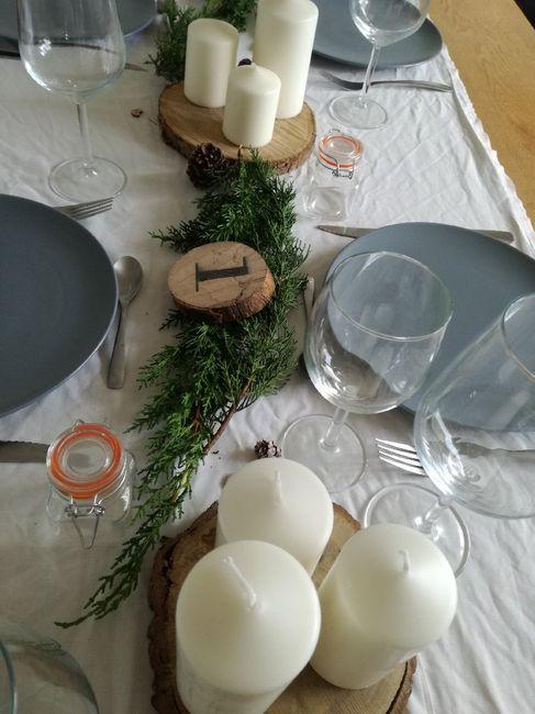 Déco table bis 😄 4