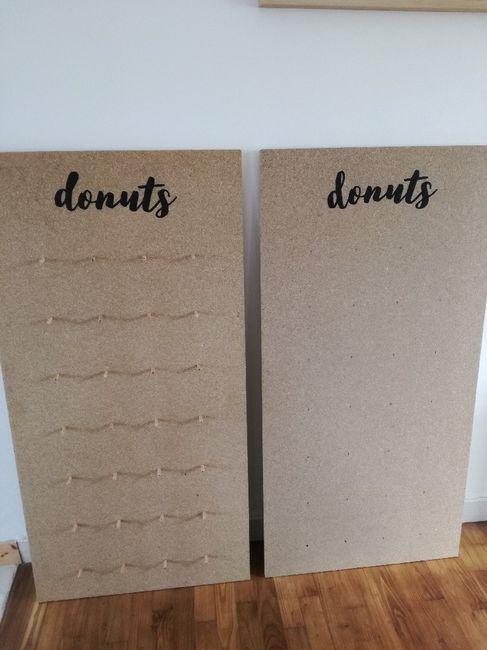 Mur de donuts 🍩 2