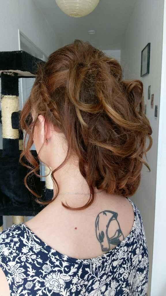 Idées coiffures - vos photos ? - 2