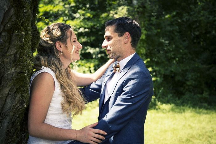 Premier mariage 😁 7
