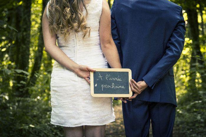 Premier mariage 😁 9