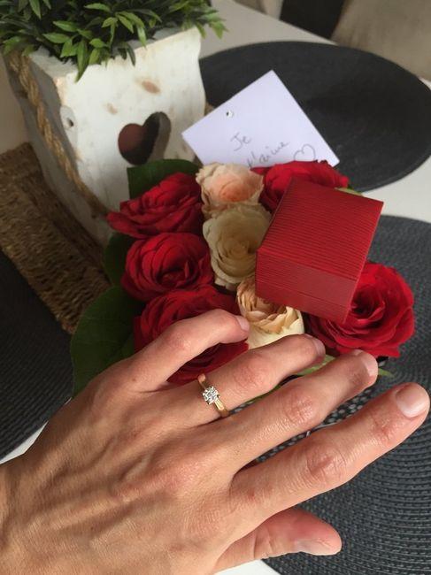 Photos de votre bague de fiançailles - 1
