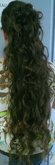 Mon essai coiffure - 1