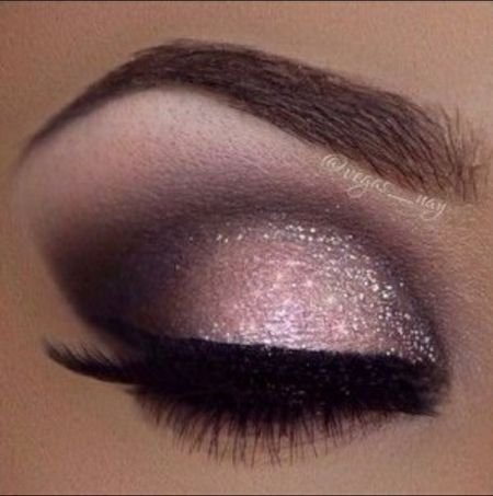 maquillage violet