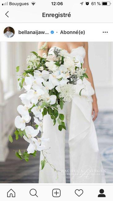 Photos bouquets de mariée et tarif 21