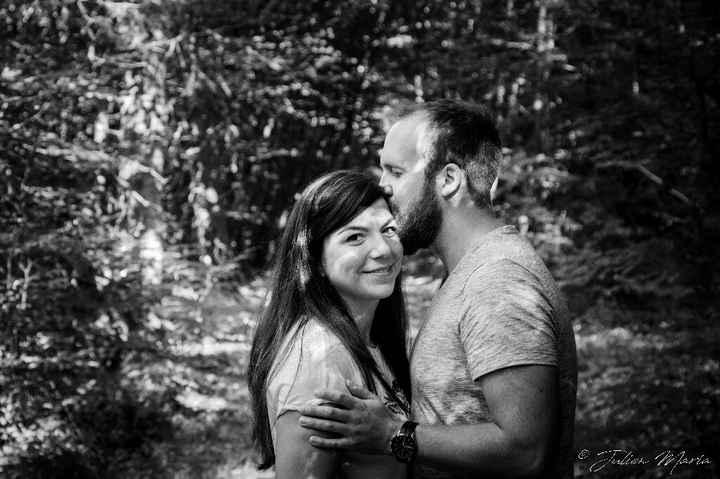 Photos d'engagement - 1