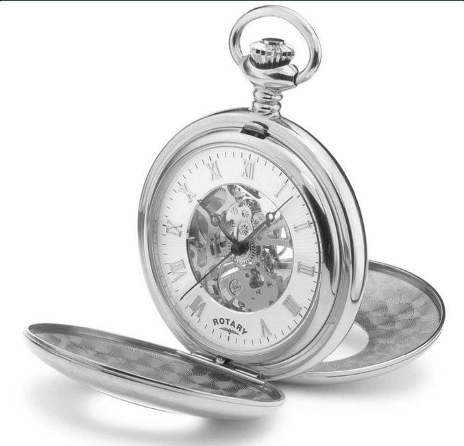 Ma montre à gousset 1