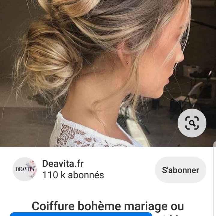 Idée coiffure mariée, cheveux très très fins !!! - 1