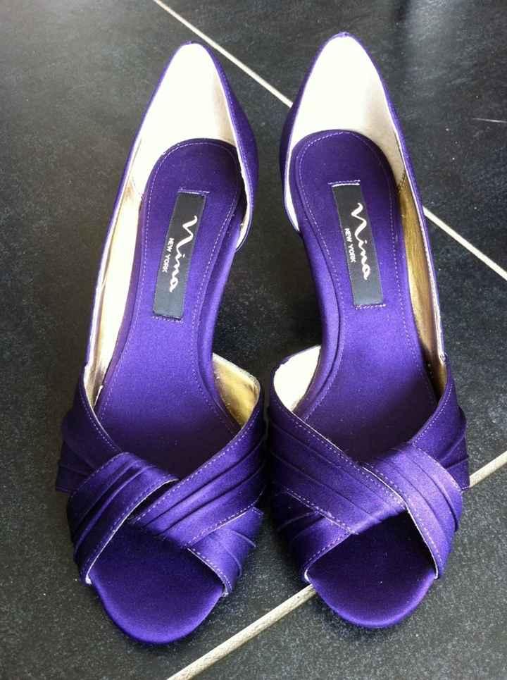 Nos précieuses, nos ninas shoes - 2