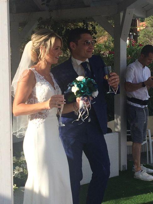 A tout les mariages qui ceux sont déroulés en juillet 3