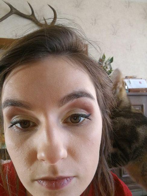 Essai maquillage 1