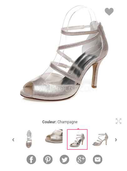 Chaussure n°1