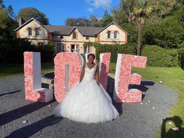 Enfin mariés !!! 03/10/2020 1