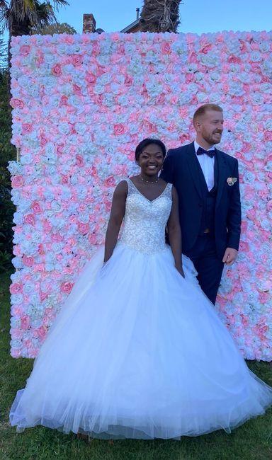 Enfin mariés !!! 03/10/2020 - 8