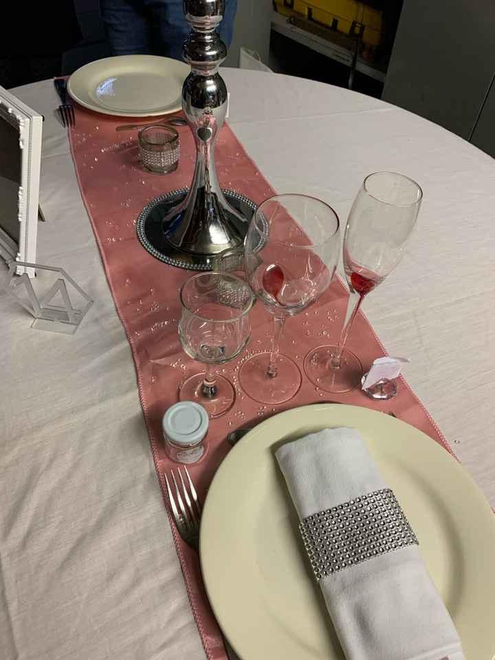 1Èr Essai décoration tables - 1