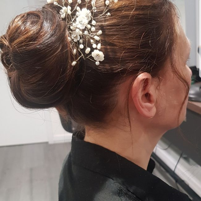 Essai coiffure et maquillage 1