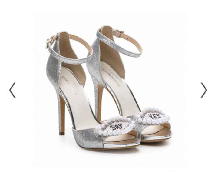Craquage/ achat chaussures - 1