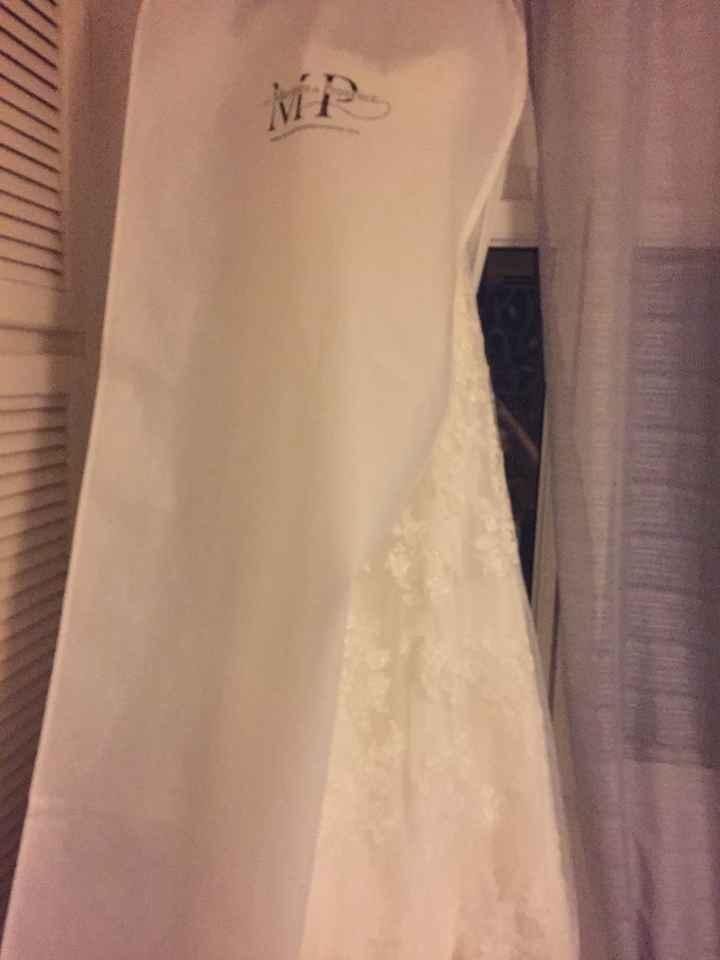 Robe de Mariée ❤️ Elle est enfin prête! - 1