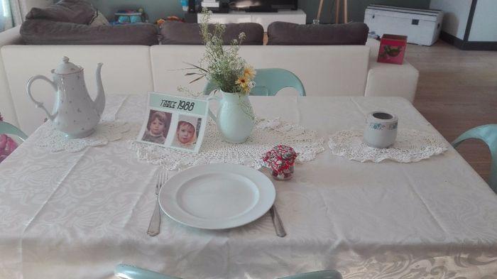 Décoration de tables 3