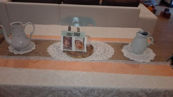 Décoration de tables 4
