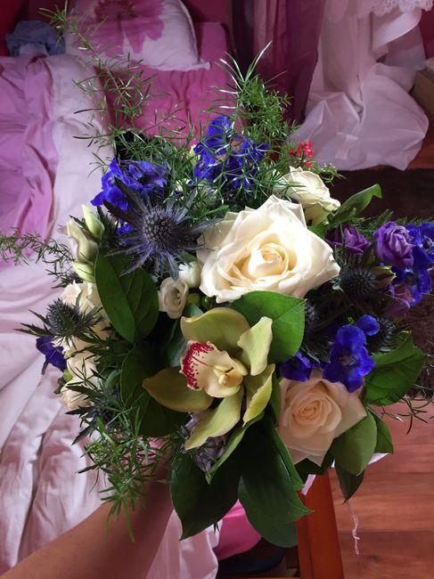 Photos bouquets de mariée et tarif 7
