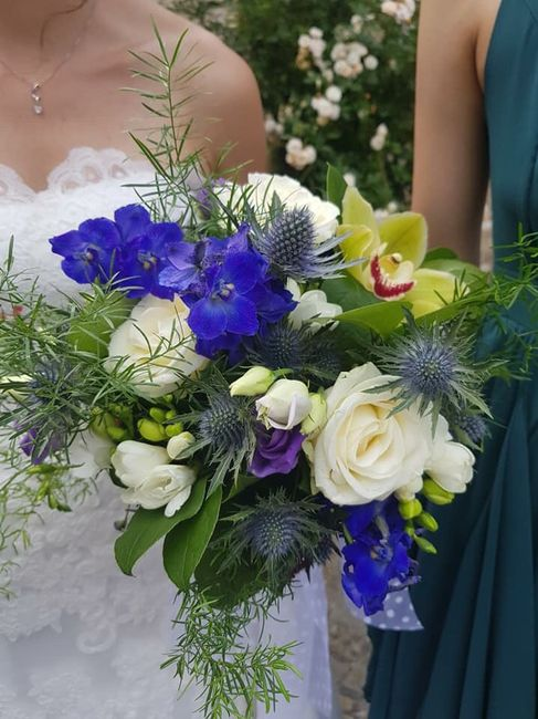 Photos bouquets de mariée et tarif 8