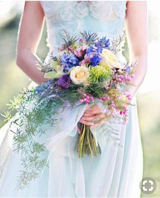 Photos bouquets de mariée et tarif 5