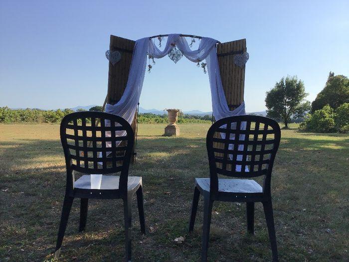 3 questions sur ton mariages : La déco ! 2