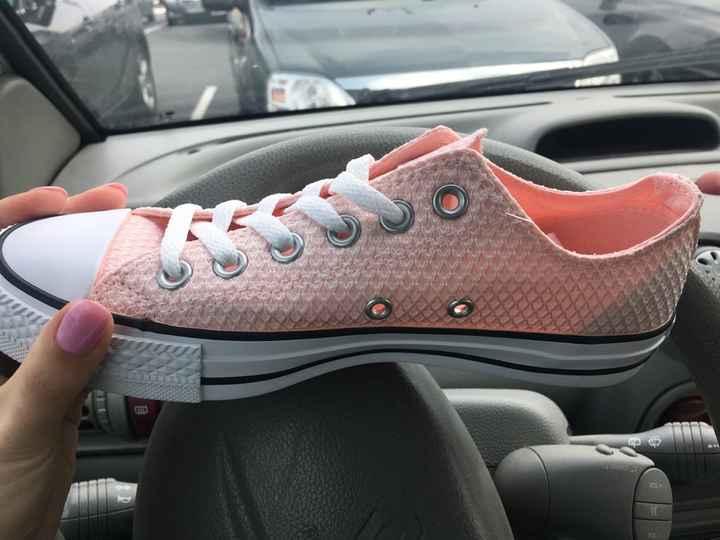 Manucure et chaussures - 1