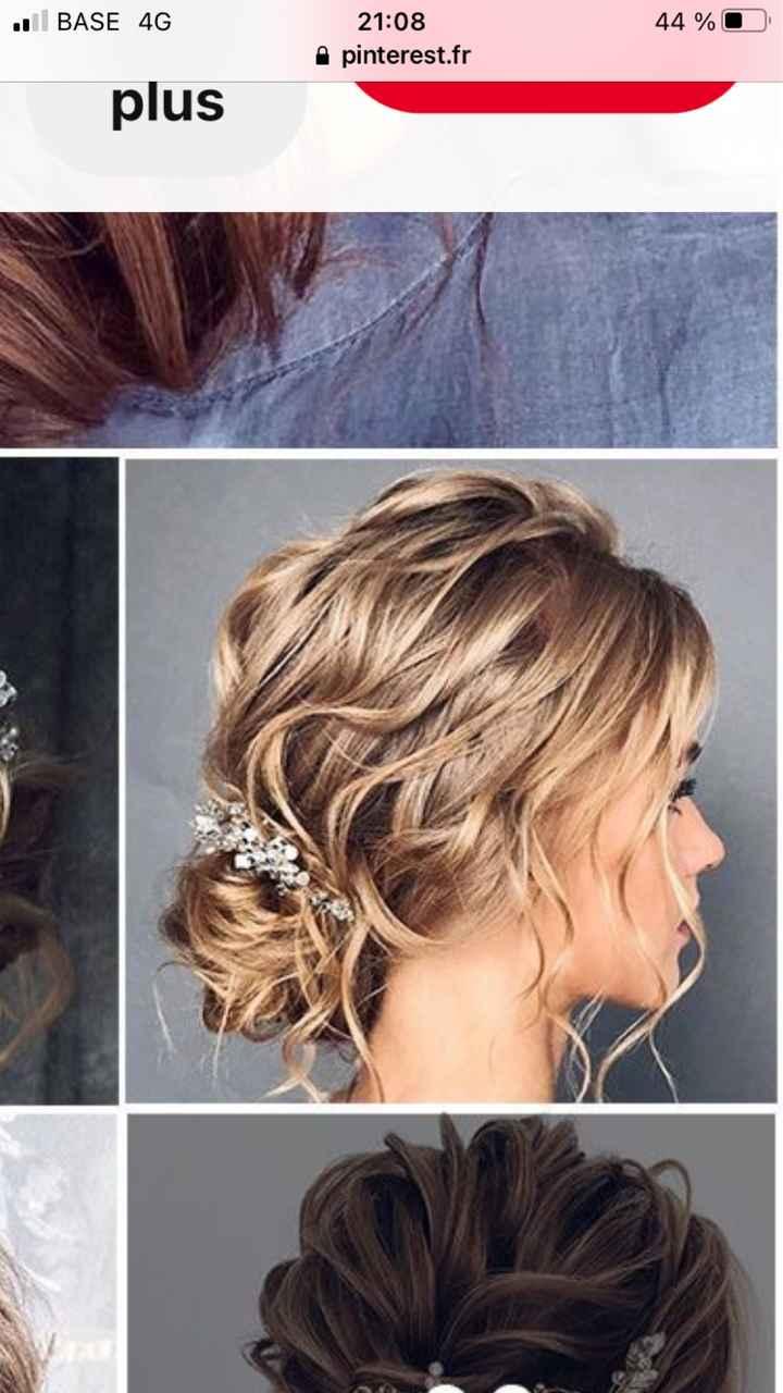 Quelle coiffure tu auras à ton mariage ? 👸 - 1