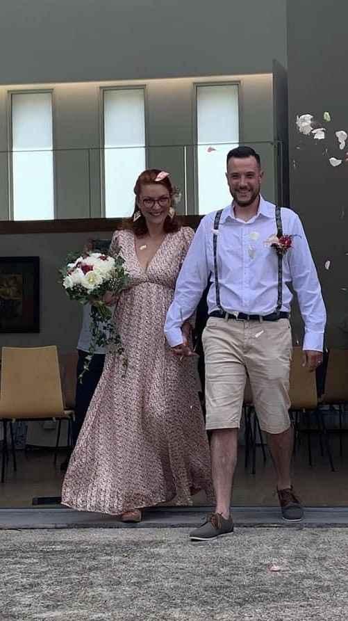 Mariage mairie - 2