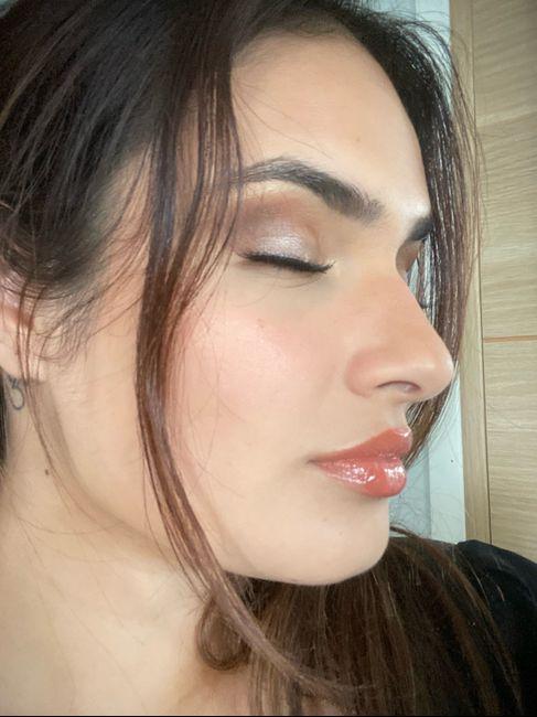 Essai maquillage catastrophique .... 11