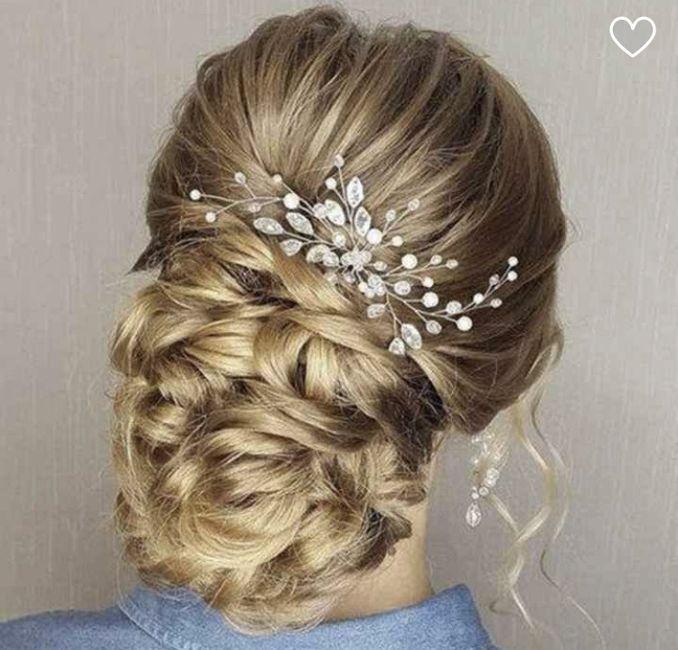 Couronne de fleurs ou bijou pour cheveu ? 🌸 1