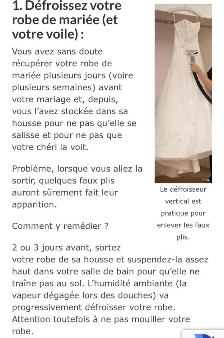 Robe froissée - 1