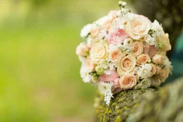 Montrer moi vos bouquets de mariée - 2