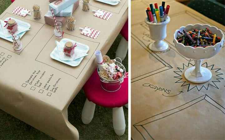 Deco table enfants - 1