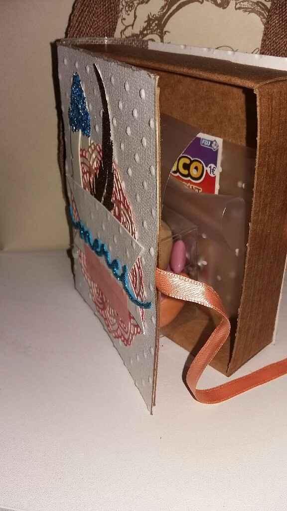 Mes boîtes de remerciements - 2