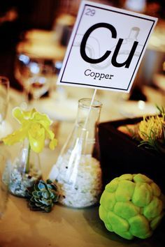 Inspiration - Mariage Chimie 15