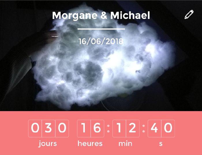 Dans 1 mois!!!!❤❤❤ - 1
