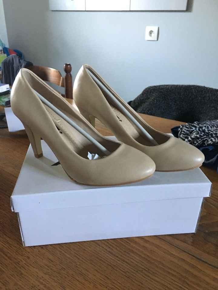 Chaussure trouvé - 1