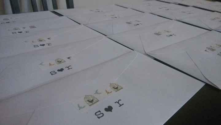 Les enveloppes