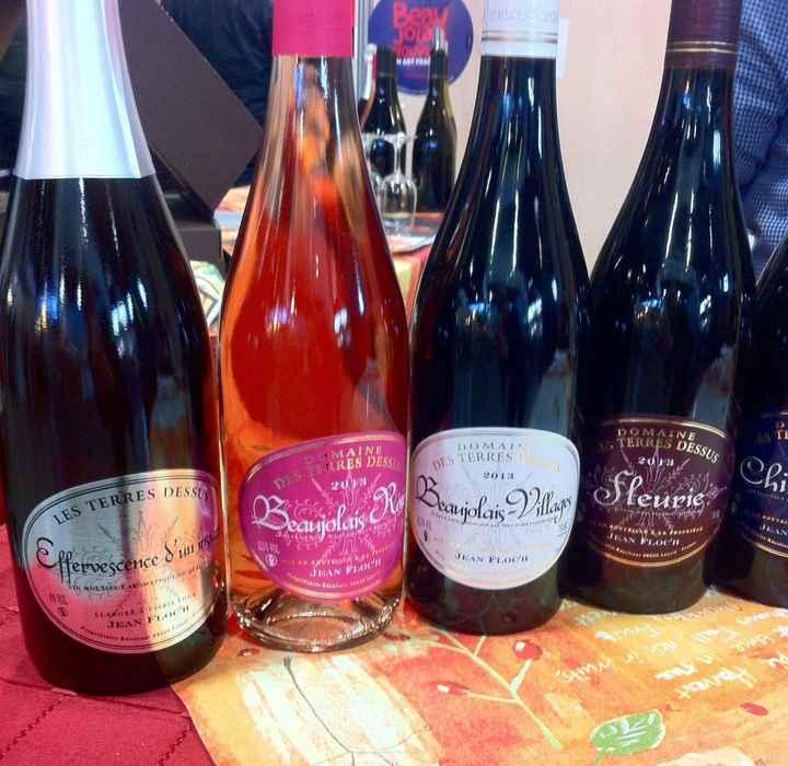 Nos vins pour le grand jour