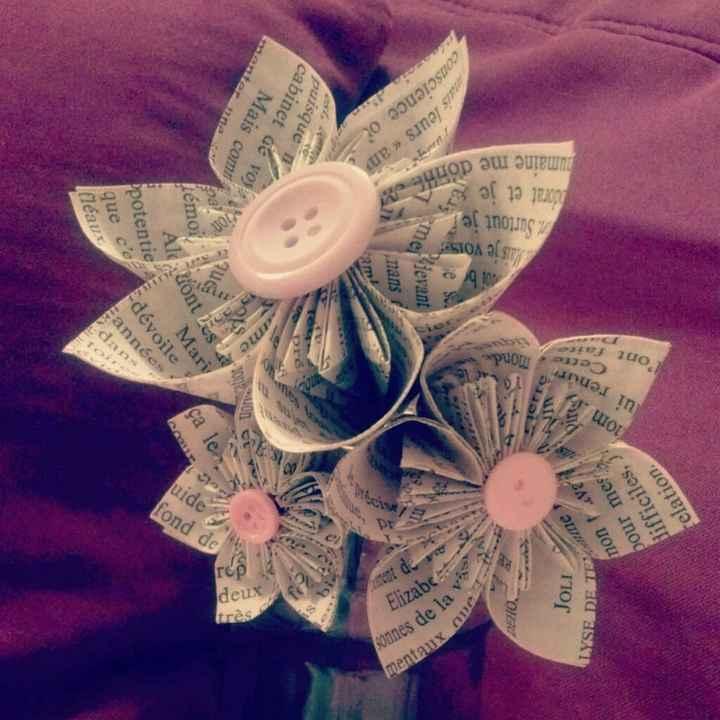 Bouquet diy fini !!!!! - 1