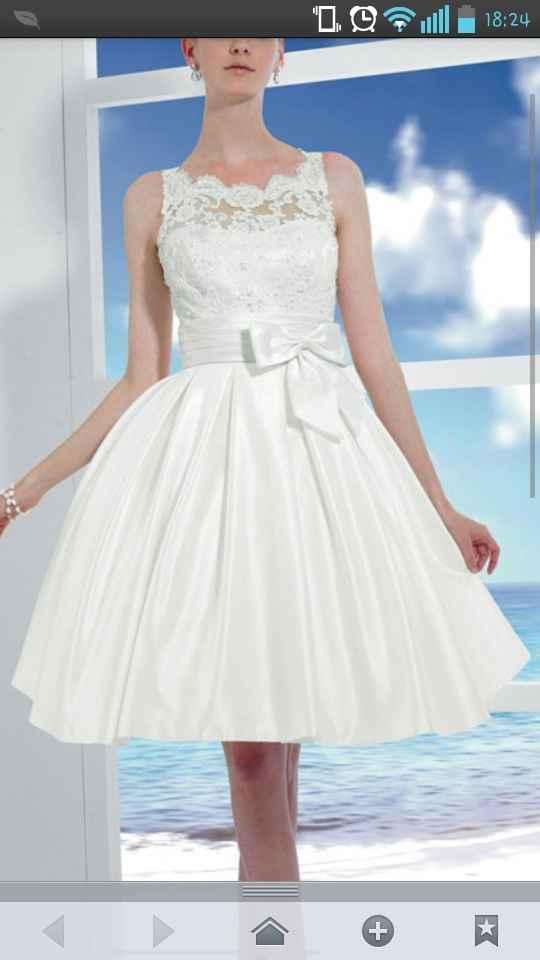 Robe de mariée sur internet - 2