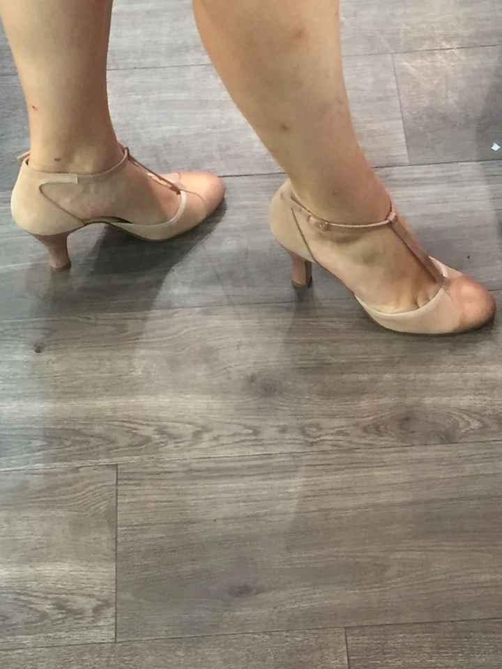 Où avez-vous acheté votre paire de chaussures ? - 2