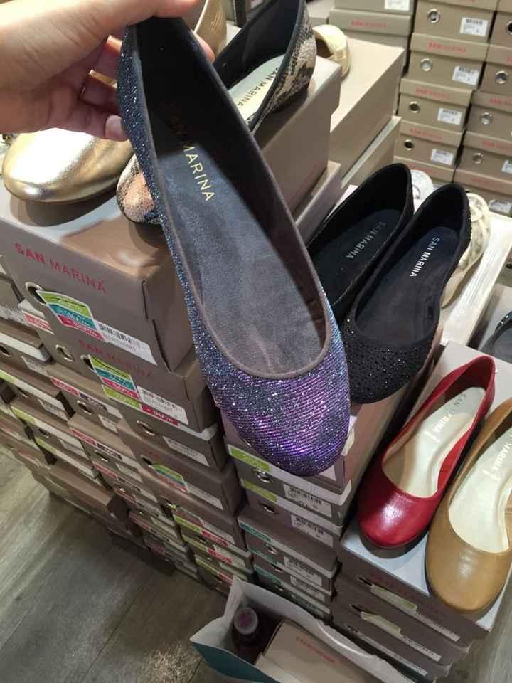 Où avez-vous acheté votre paire de chaussures ? - 3
